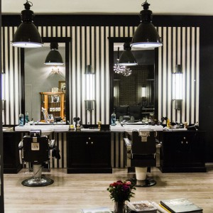 captain 39 s barber shop ein refugium f r die haar und. Black Bedroom Furniture Sets. Home Design Ideas