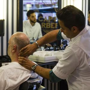 Barbier - Captain's Barbershop Düsseldorf