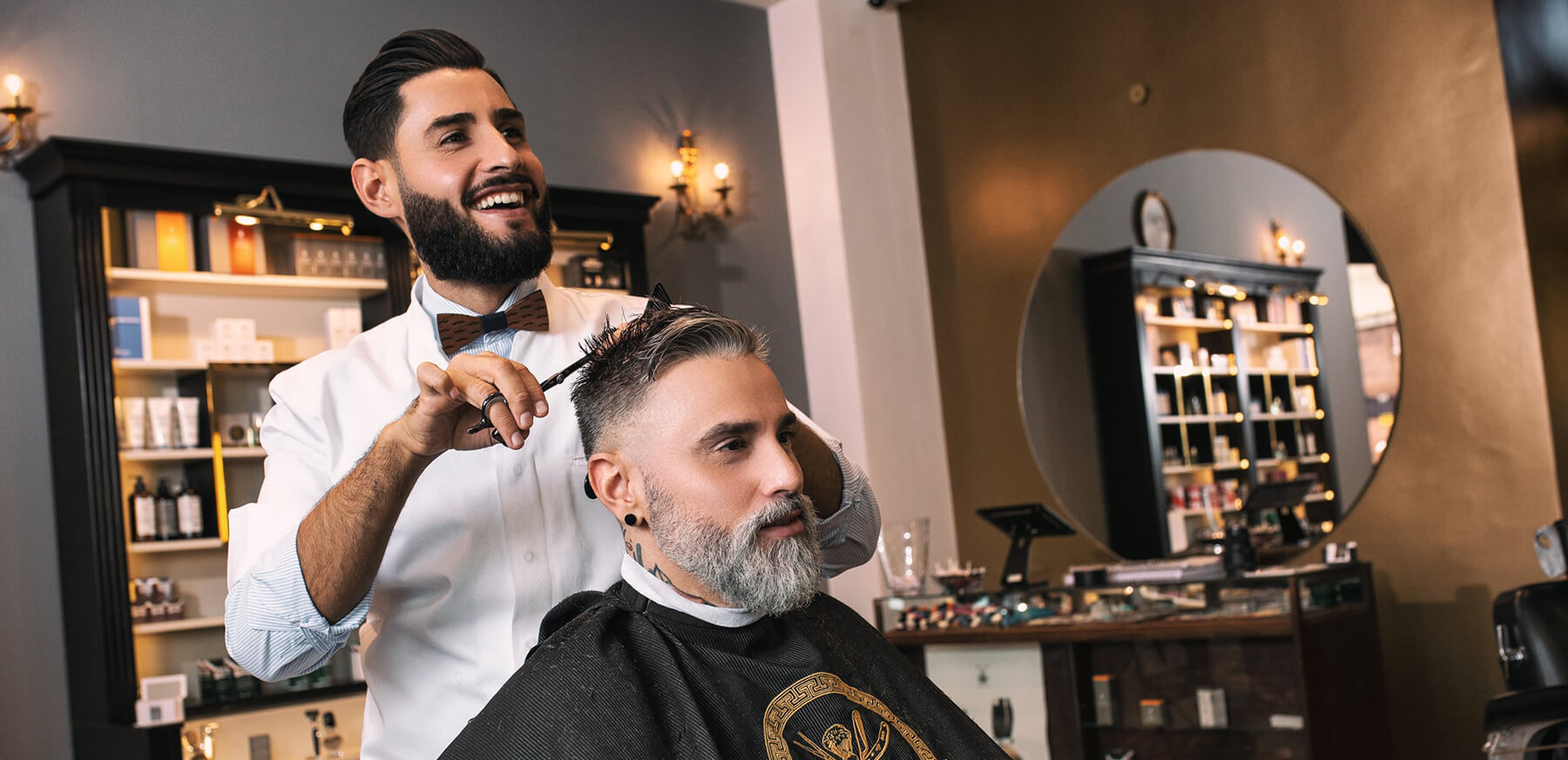 Bester Herrenfriseur & Barber Shop in Düsseldorf