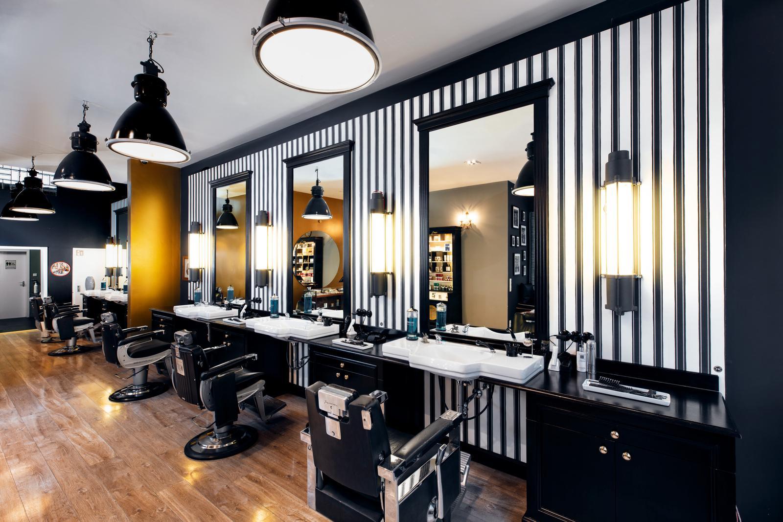 Herrenfriseur & Barbershop Düsseldorf - Captain's Barber Shop