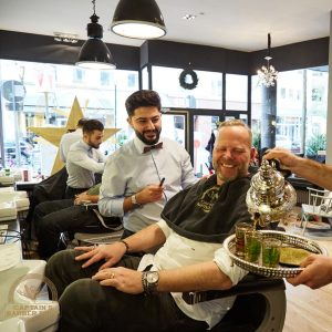 Captain's Barber Shop & Herrenfriseur Düsseldorf
