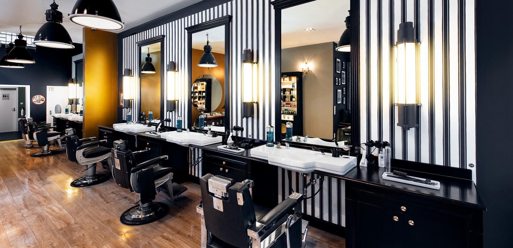 Herrenfriseur Barbershop Duesseldorf Jobs